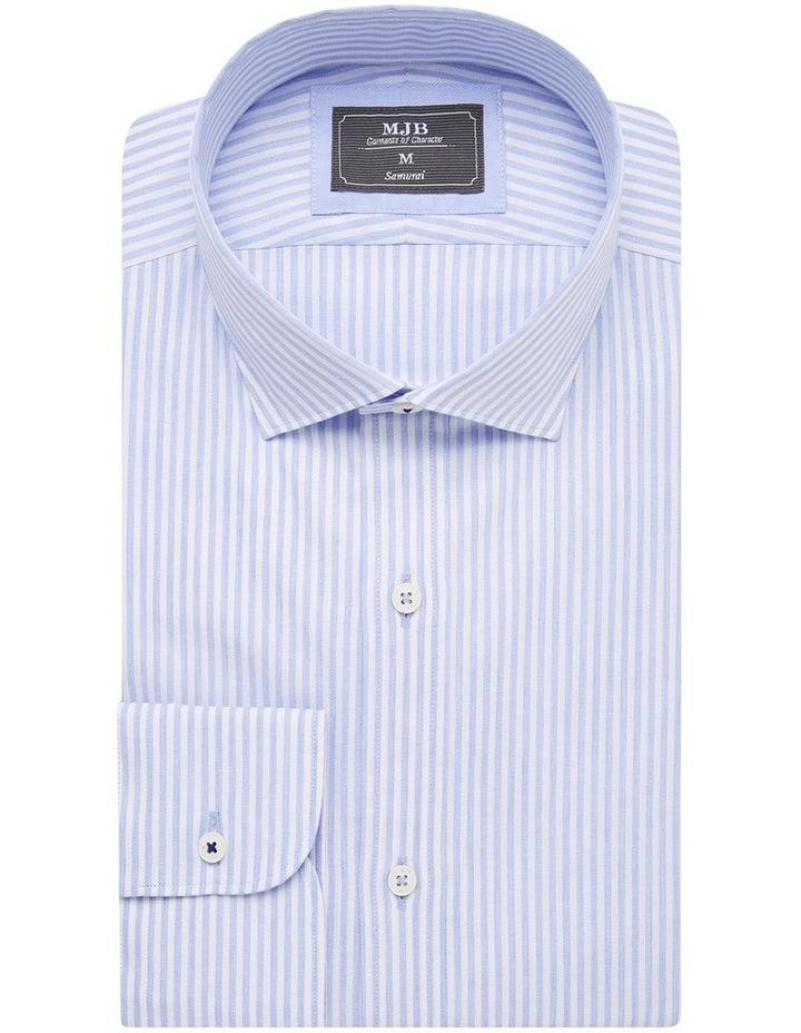 Martelly Sky Stripe Shirt image 1