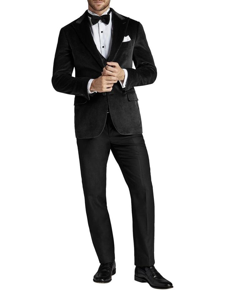 Giacomo Velvet Jacket Grey image 3
