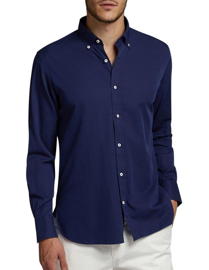 Hartson Shirt Indigo image 1