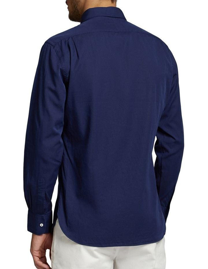 Hartson Shirt Indigo image 2