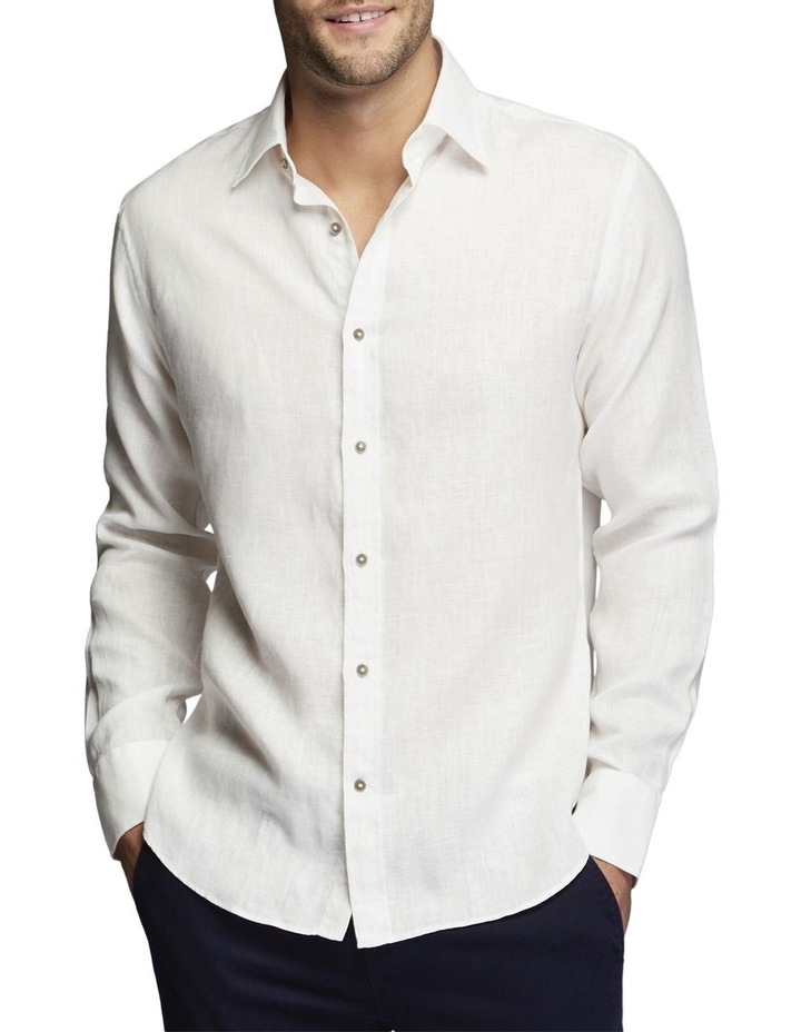 Benito Linen Shirt image 1