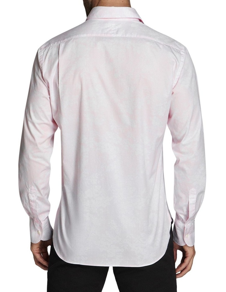 Consell Printed Shirt Pink/White image 2