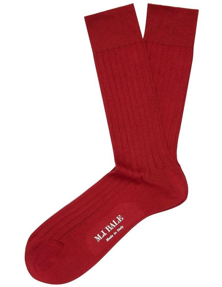 Vesto Sock Cherry image 1