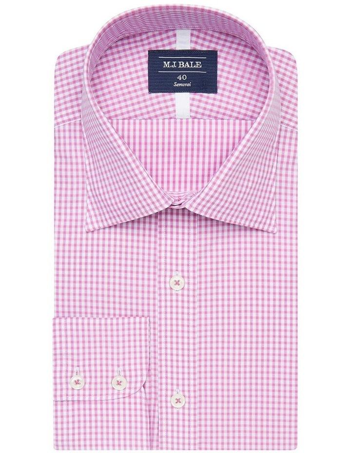 Kelka Gingham Shirt Mauve image 3