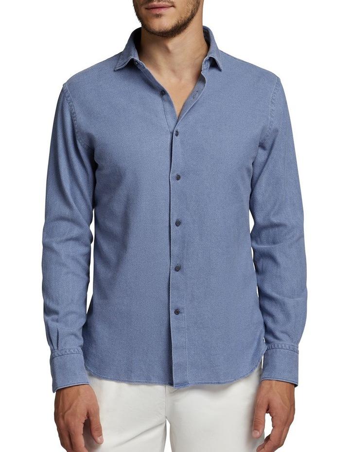 Cerda Long Sleeve Shirt Denim image 1