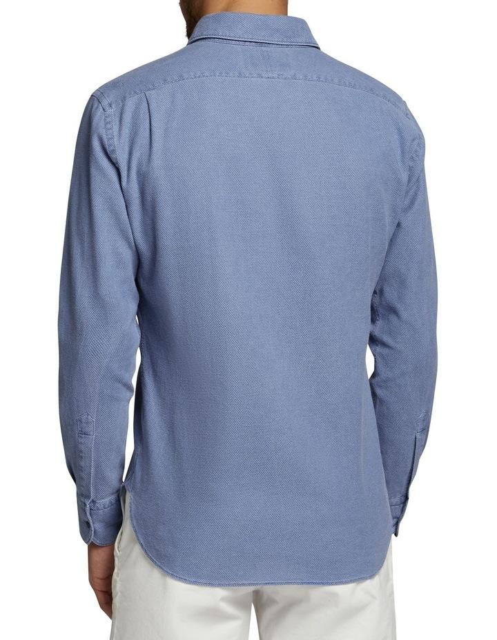 Cerda Long Sleeve Shirt Denim image 2