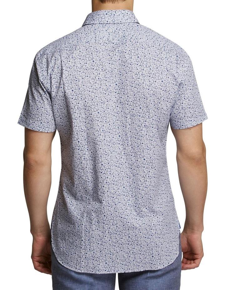 Brummell Print Shirt Denim image 2