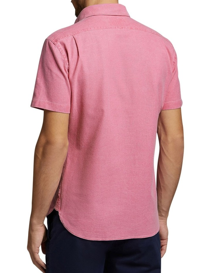 Caulido Short Sleeve Shirt Raspberry image 2