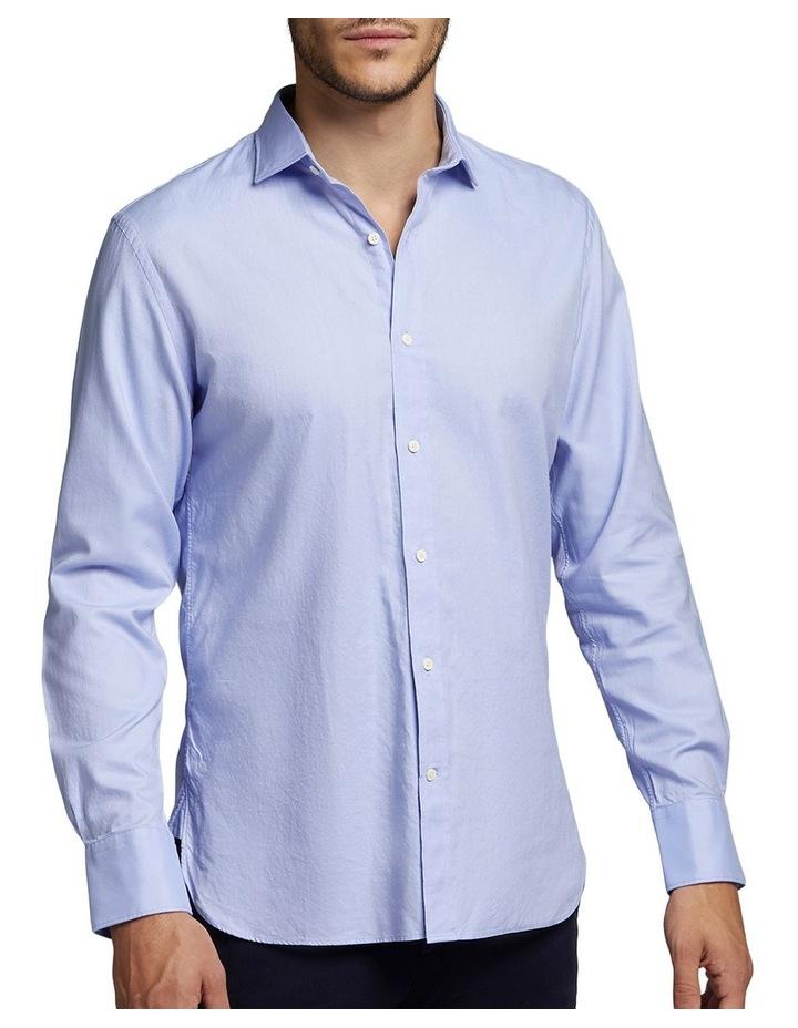 Steinbeck Oxford Shirt Blue image 1