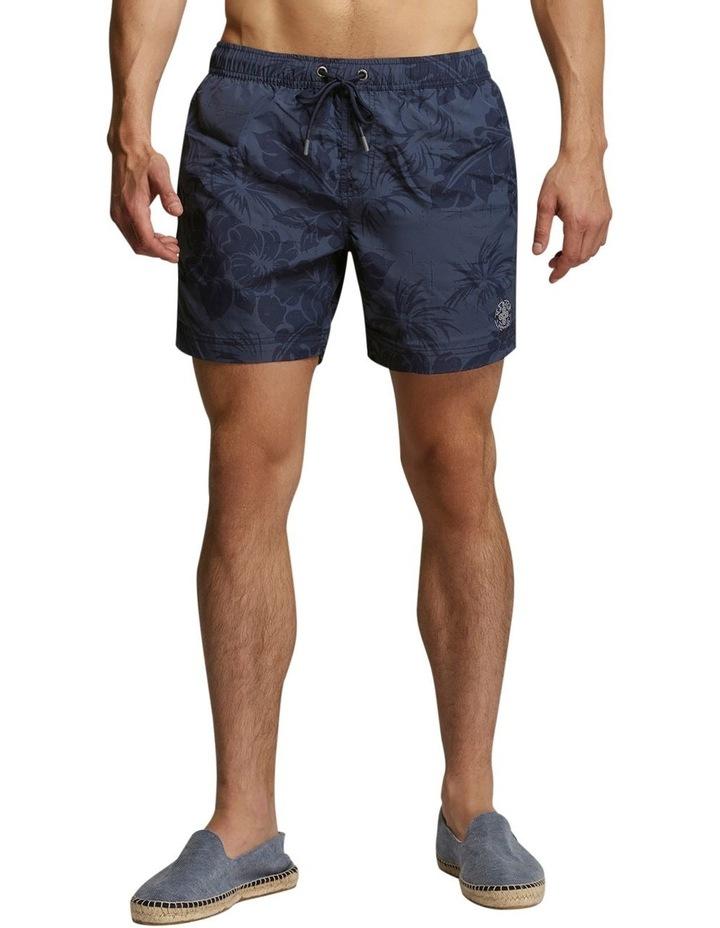 Altona Swim Shorts Denim/Navy image 1
