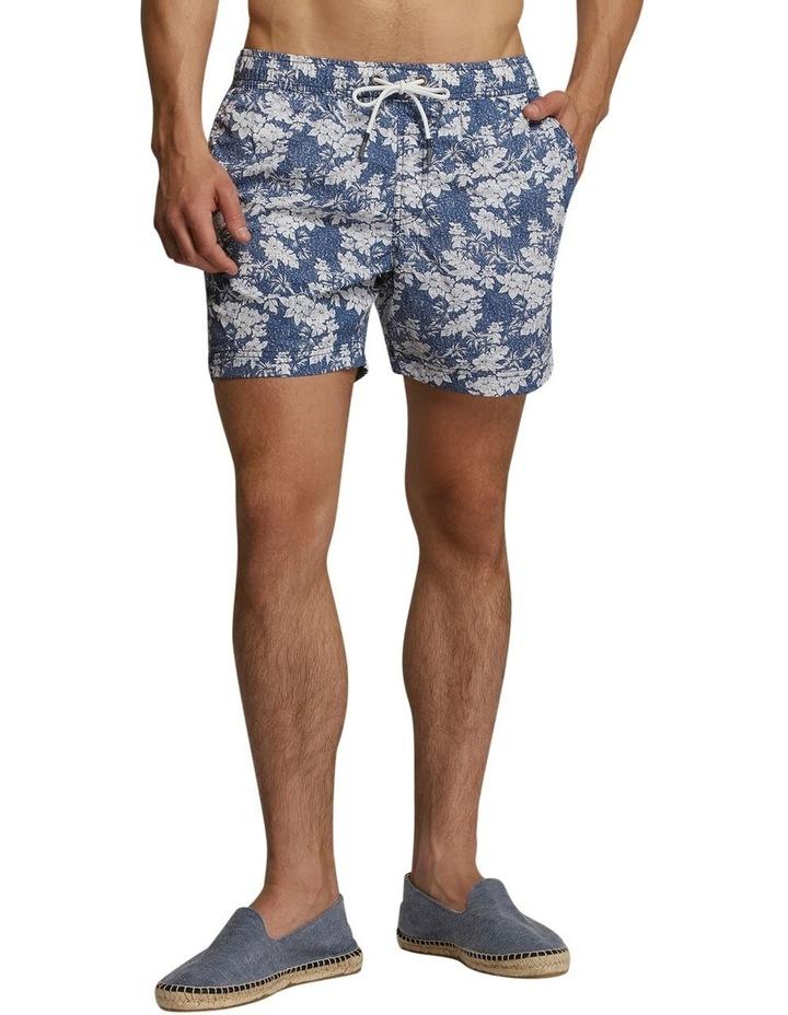 Sandridge Swim Shorts Chambray / White image 1