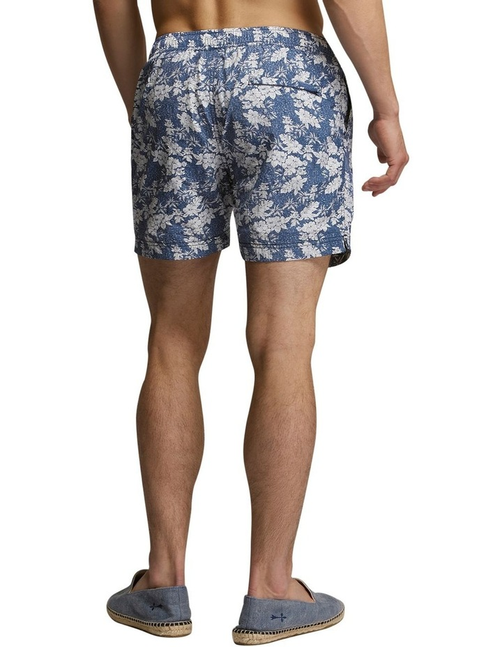 Sandridge Swim Shorts Chambray / White image 2