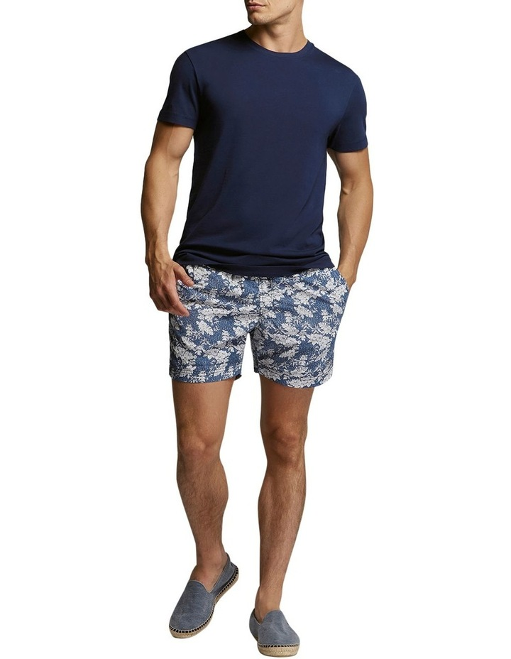 Sandridge Swim Shorts Chambray / White image 3