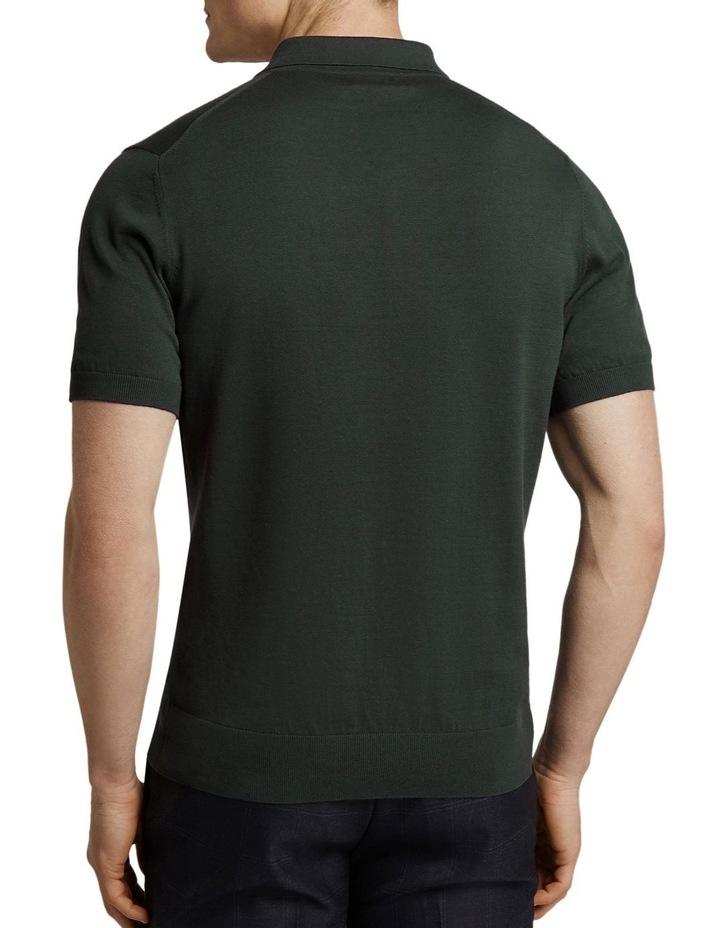 Menton Short Sleeve Polo image 2