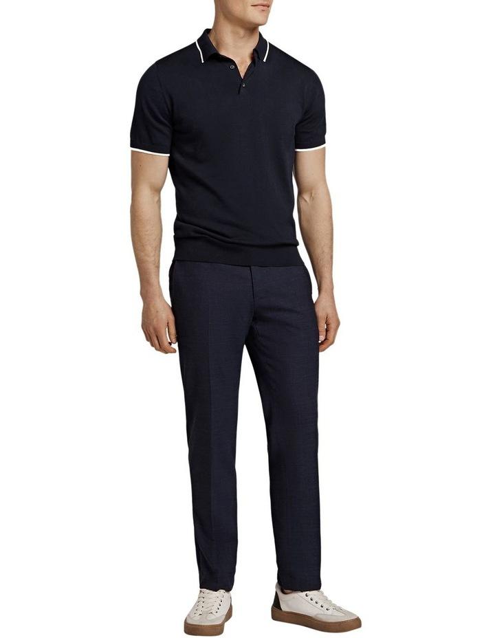 Menton Short Sleeve Polo image 3