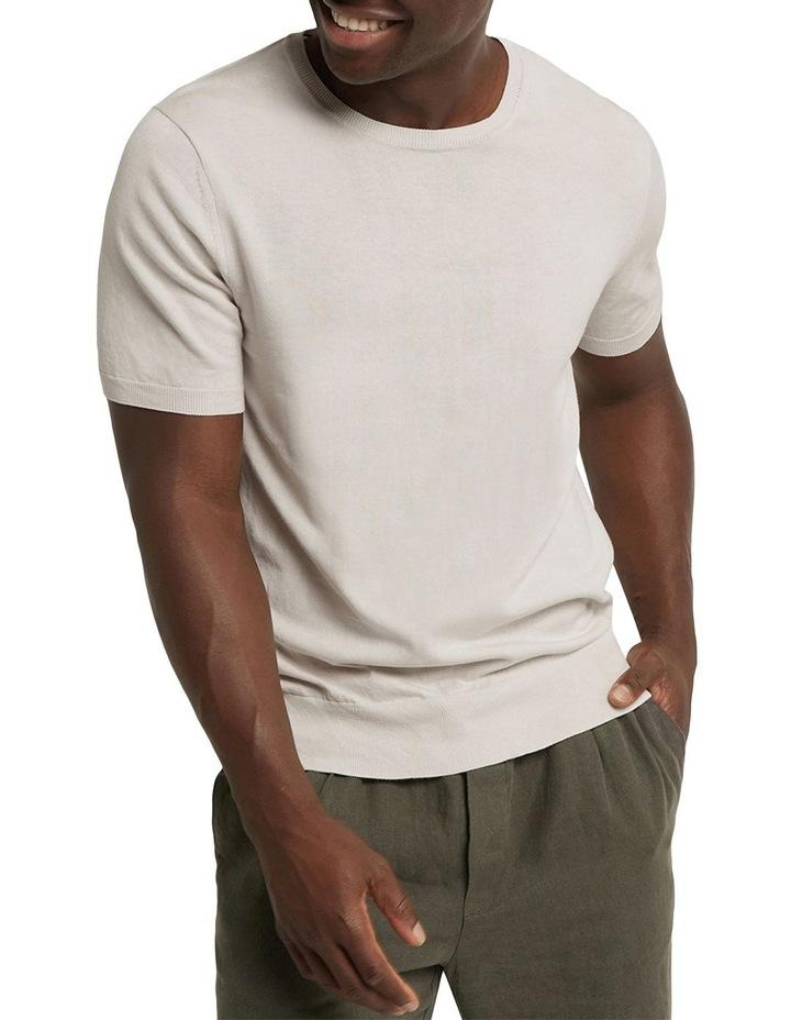 M.J. Bale Elba Knitted T Shirt image 1