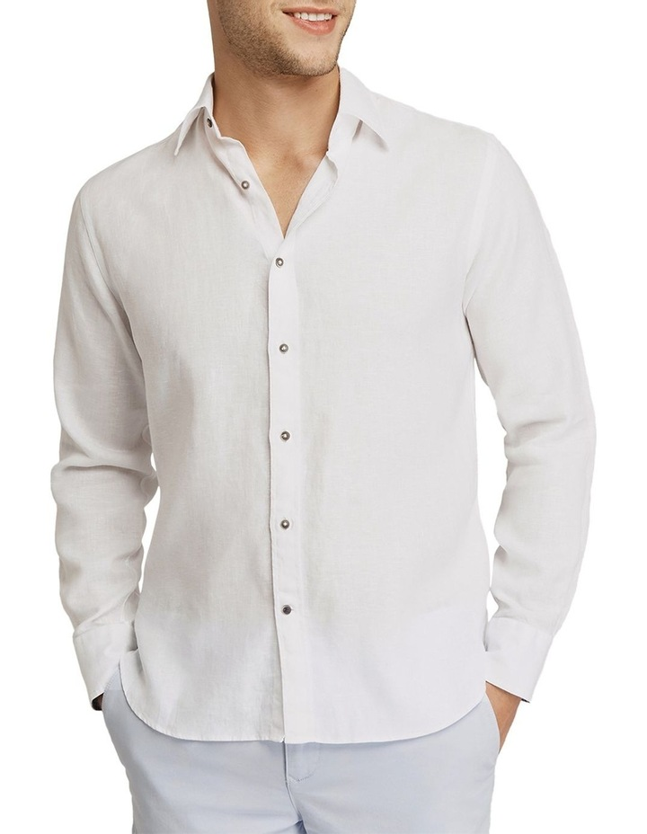Bradfield Linen Shirt image 1