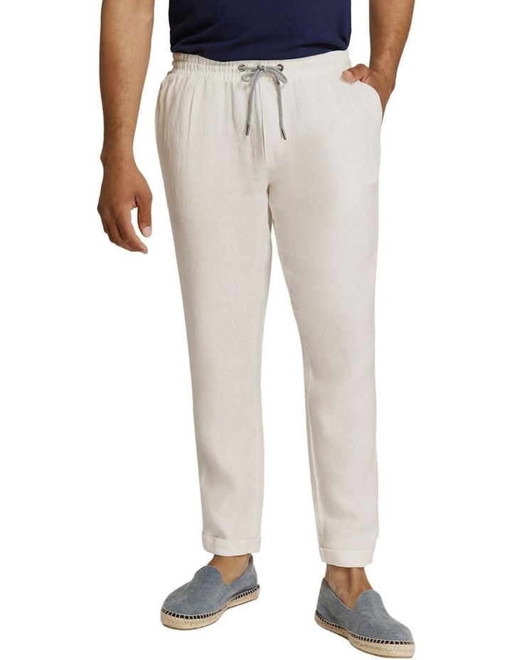 Tallow Linen Pant image 1