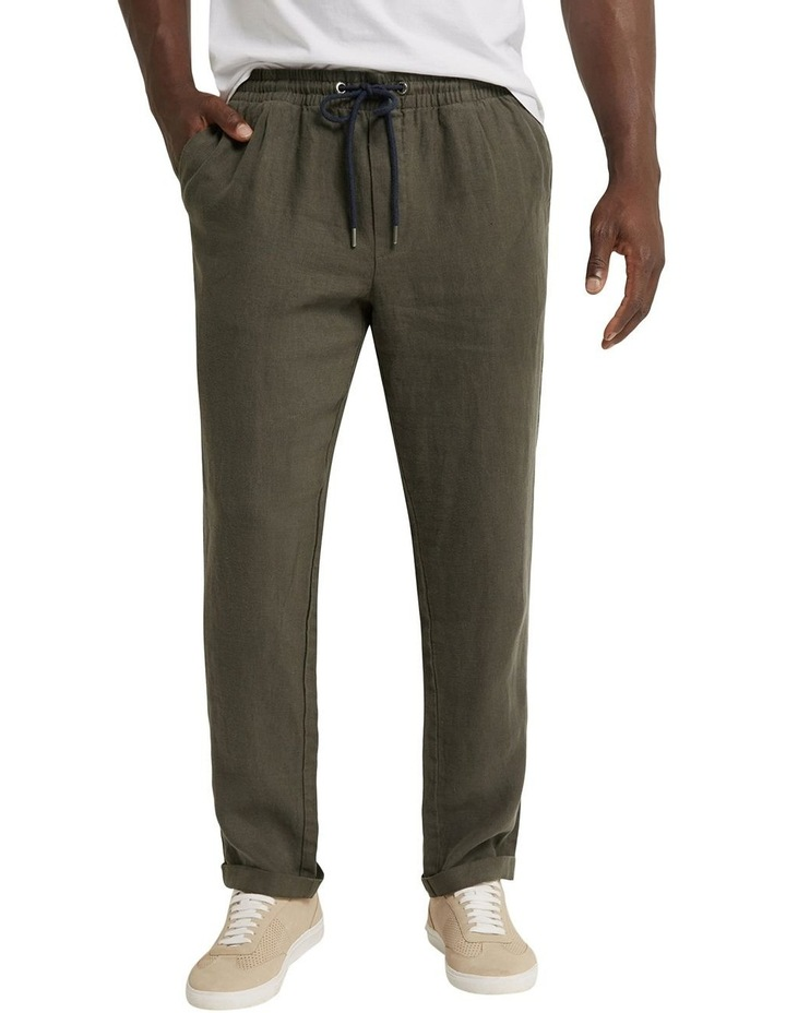Tallow Linen Pant image 3