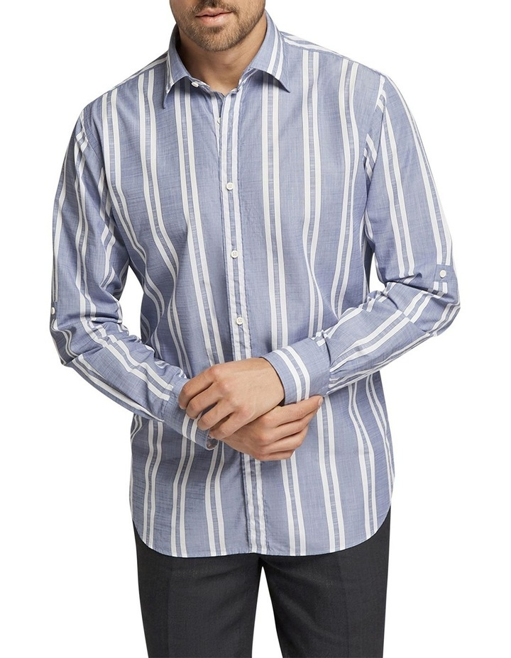 M.J. Bale Luke Stripe Shirt image 3