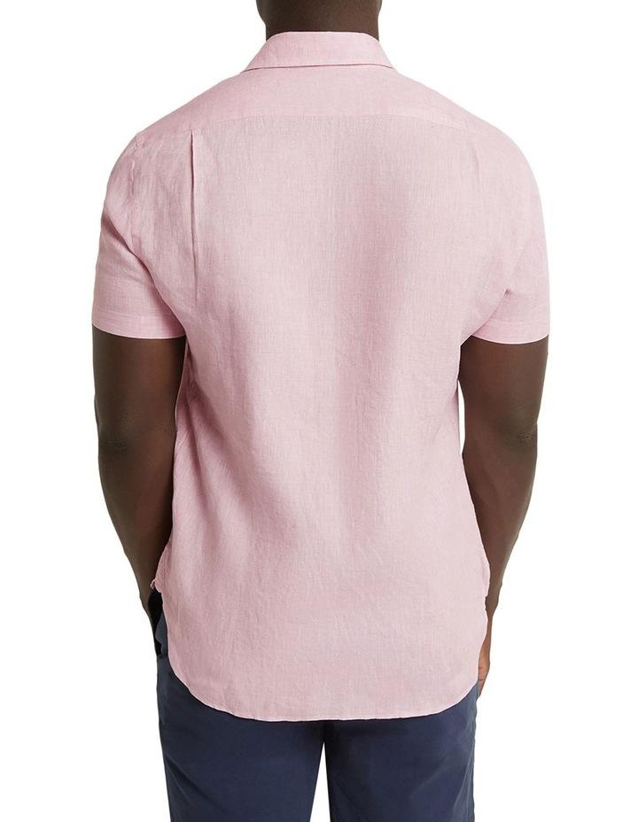 M.J. Bale Marbella Linen SS Shirt image 2