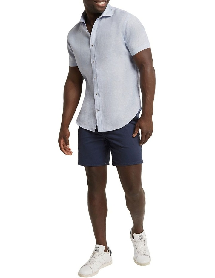 M.J. Bale Marbella Linen SS Shirt image 3