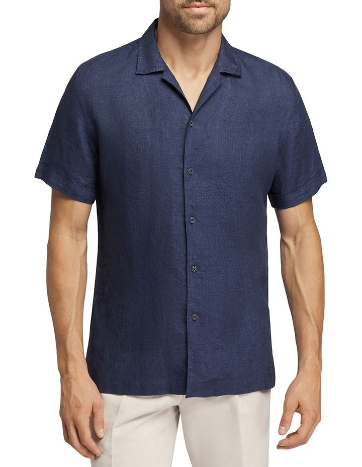 Marini Camp Collar Short Sleeve Shirt image 1