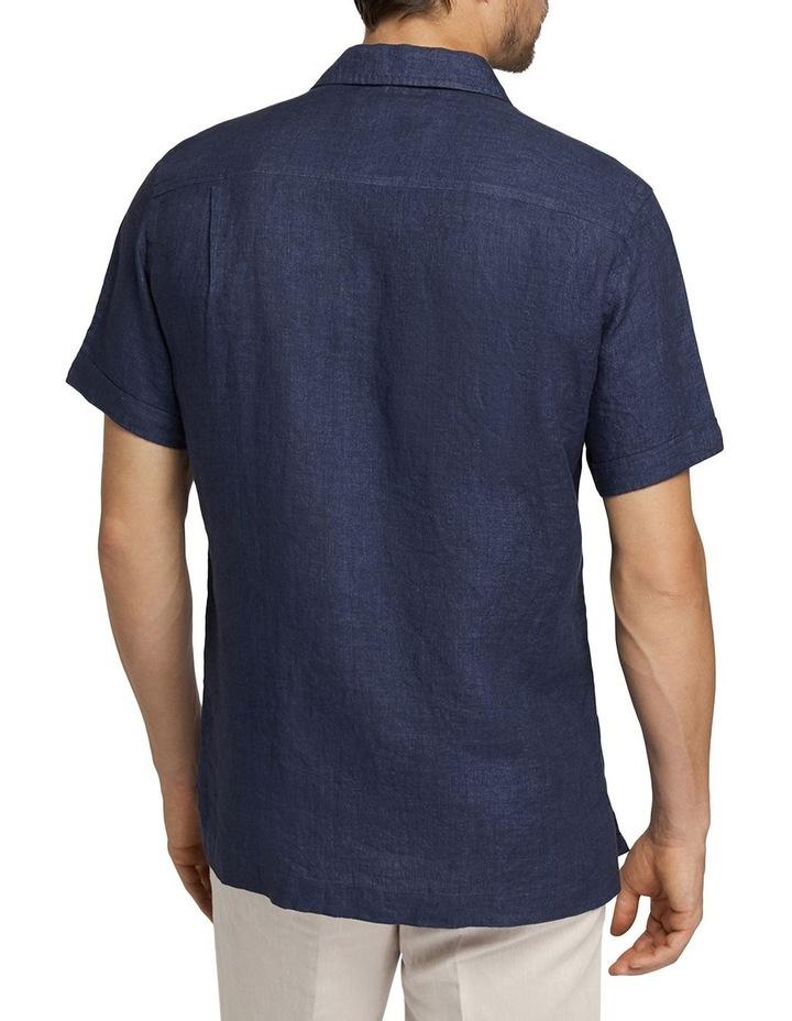 Marini Camp Collar Short Sleeve Shirt image 2