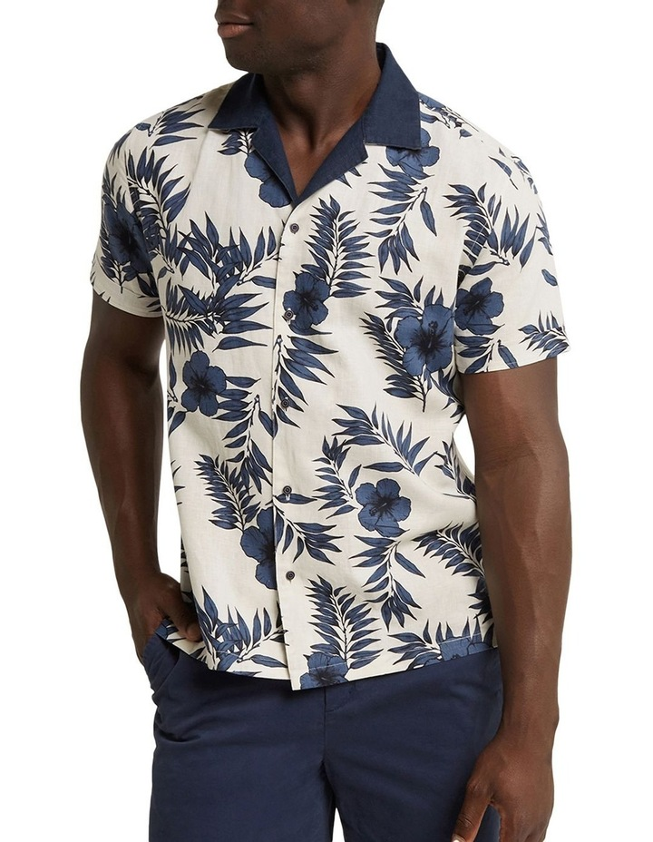 Trunk Floral Short Sleeve Shirt image 1