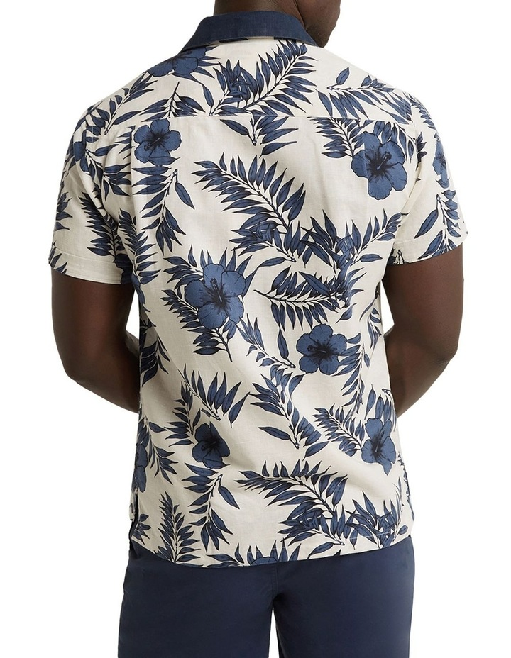Trunk Floral Short Sleeve Shirt image 2