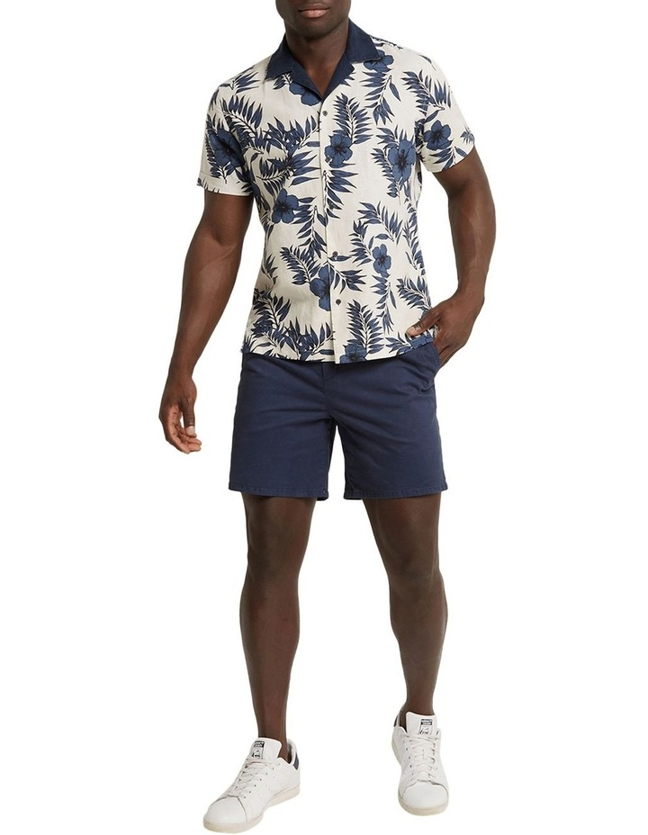 Trunk Floral Short Sleeve Shirt image 3
