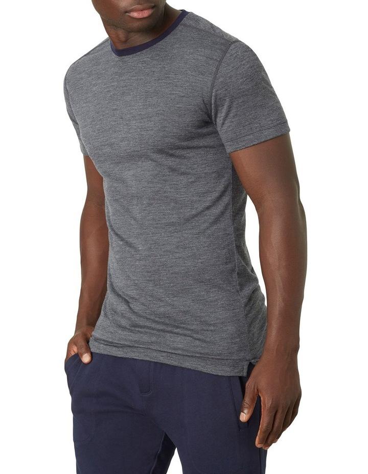 Coodravale Merino  Short Sleeve T Shirt image 1
