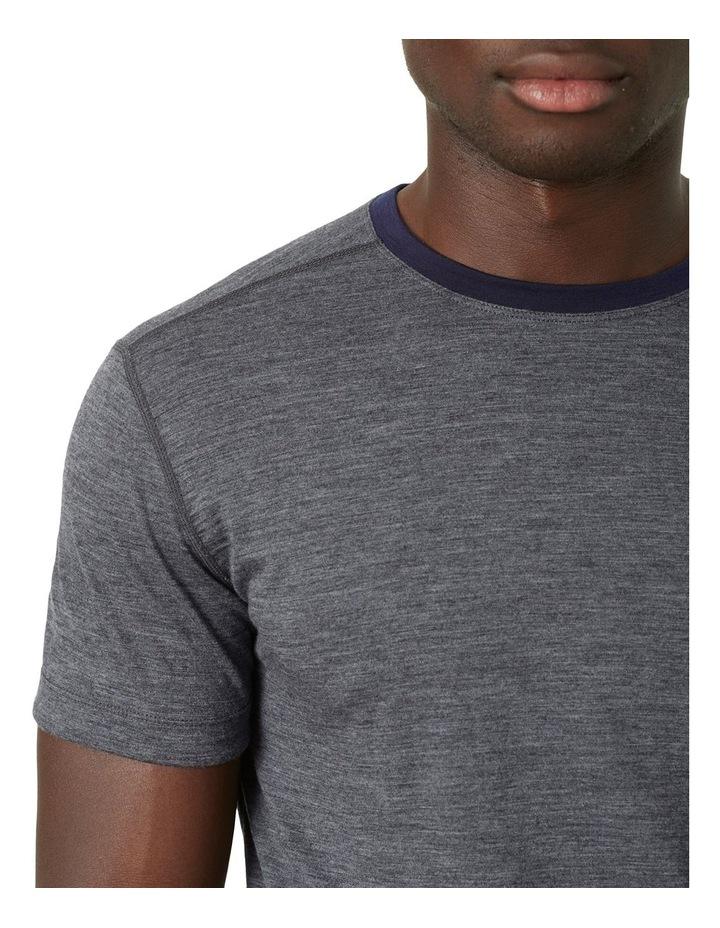 Coodravale Merino  Short Sleeve T Shirt image 2