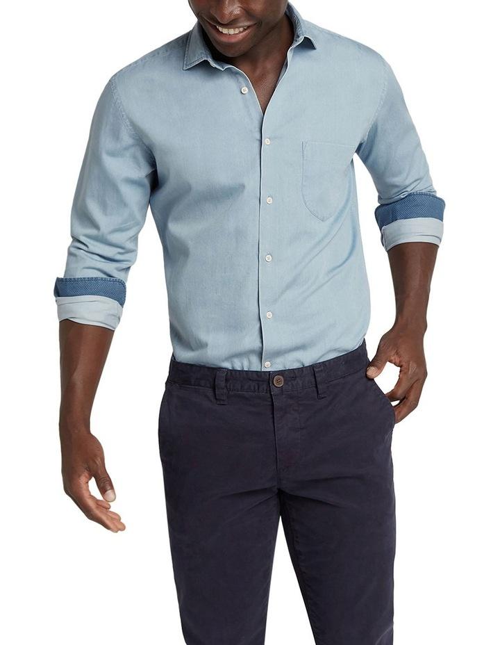 Dean Denim Long Sleeve Shirt image 1