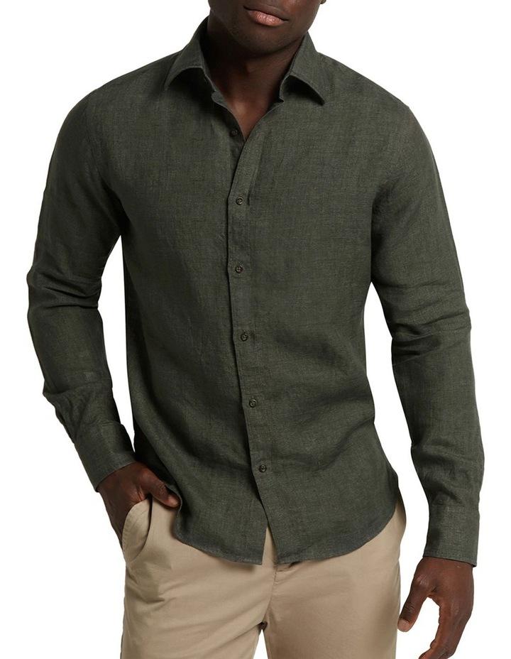 Bradfield Linen Shirt image 1