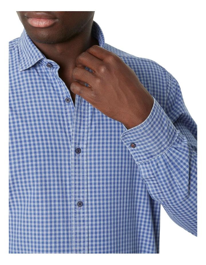 Kayden Mini Check Shirt image 3