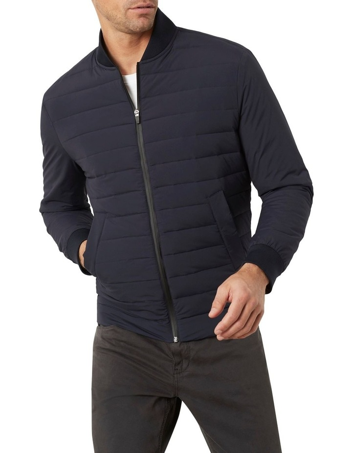 Clintock Quilted Bomber image 1