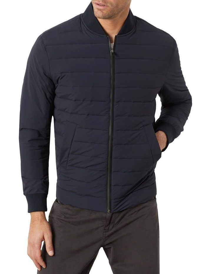 Clintock Quilted Bomber image 2