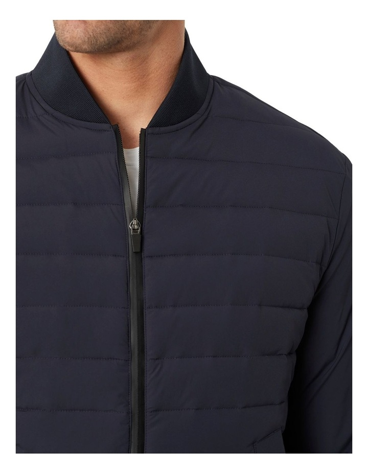 Clintock Quilted Bomber image 3