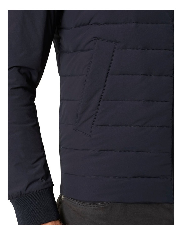 Clintock Quilted Bomber image 4