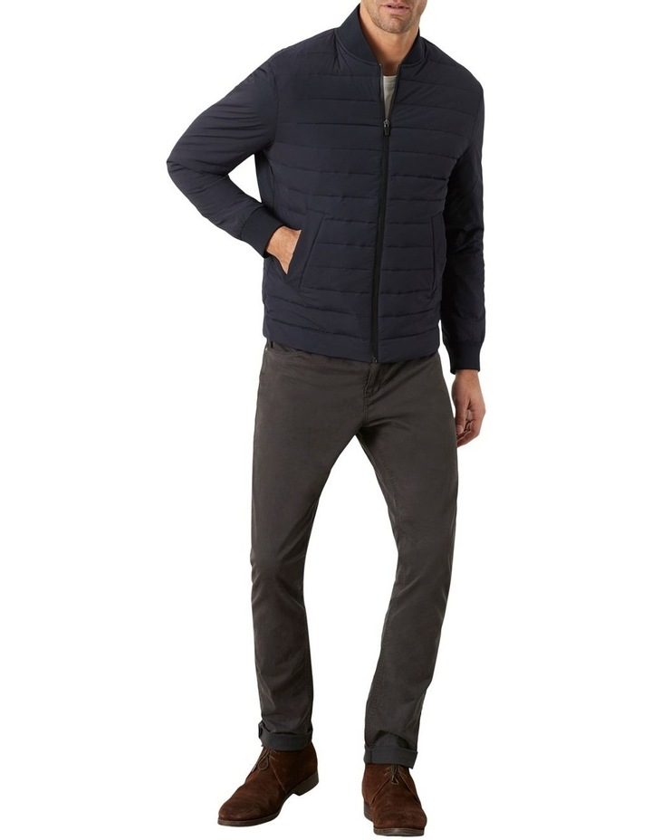 Clintock Quilted Bomber image 5