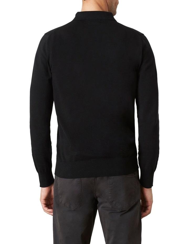 Flintoff Long Sleeve Polo image 3
