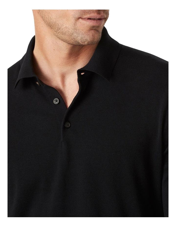 Flintoff Long Sleeve Polo image 4