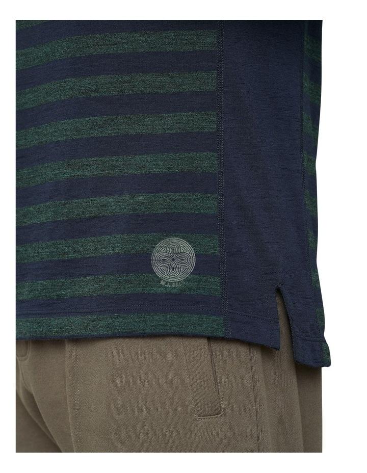 Nundle Merino Stripe LS Crew image 3
