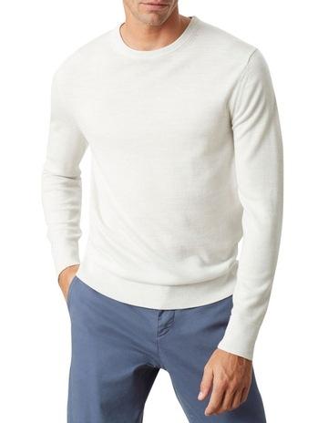 Winter White Melange colour