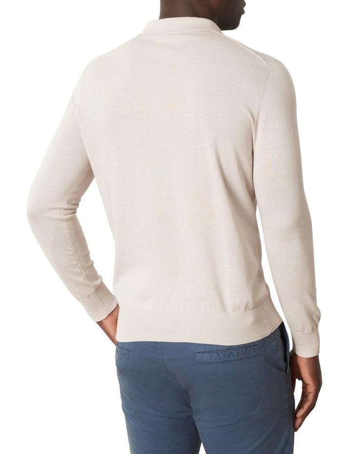 M.J. Bale Flintoff Long Sleeve Polo image 2