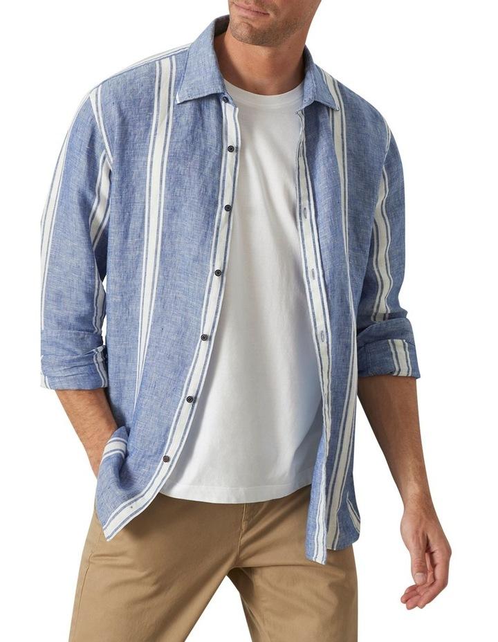 M.J. Bale Gessi Bold Stripe Shirt image 1