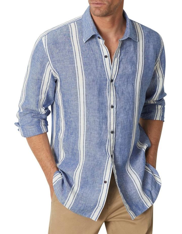 M.J. Bale Gessi Bold Stripe Shirt image 4