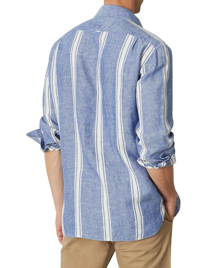 M.J. Bale Gessi Bold Stripe Shirt image 5