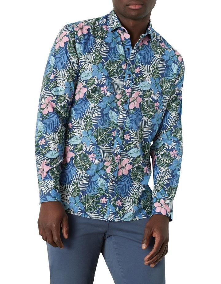 M.J. Bale Quimby Floral Shirt image 2